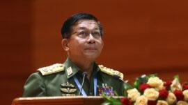 UK Sanctions Burma Military-Linked Firm