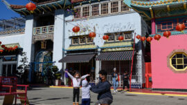 Support Grows for Elderly in California Chinatown
