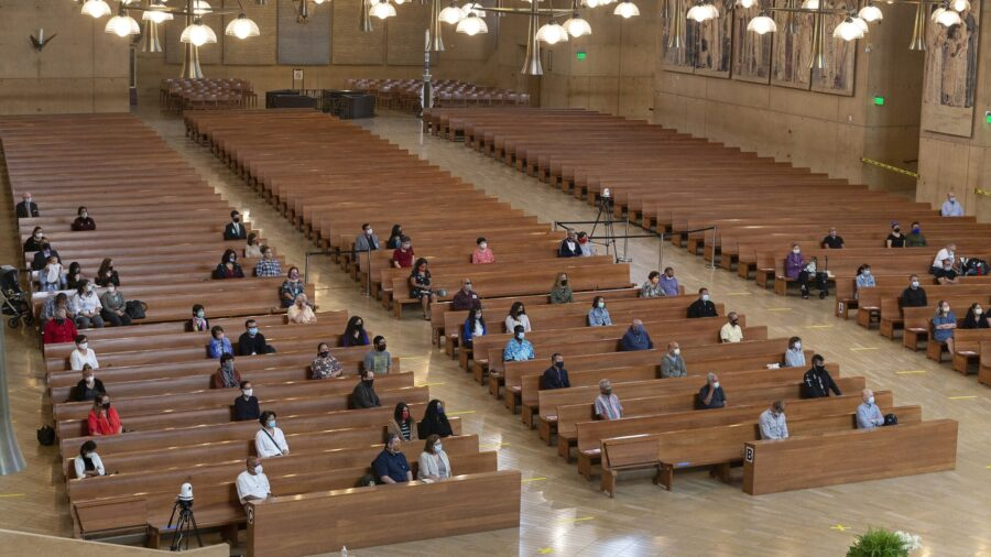 California Revises Indoor Church Guidelines After Ruling