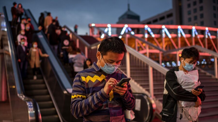 China Lost Millions of Cell Phone Users in 2020: Official Data