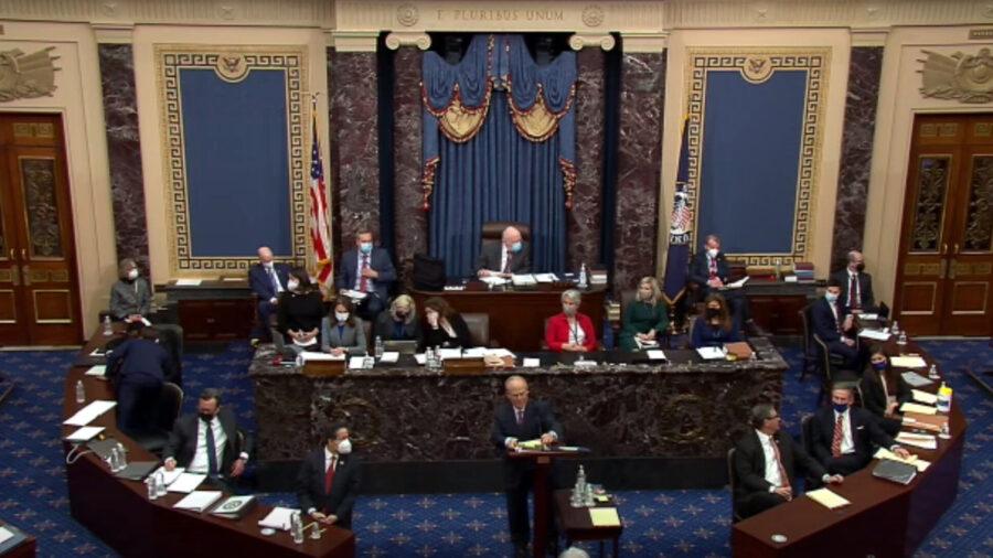 Senate Authorizes Impeachment Trial