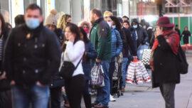 UK Lockdown Sees Retail Sector Slump