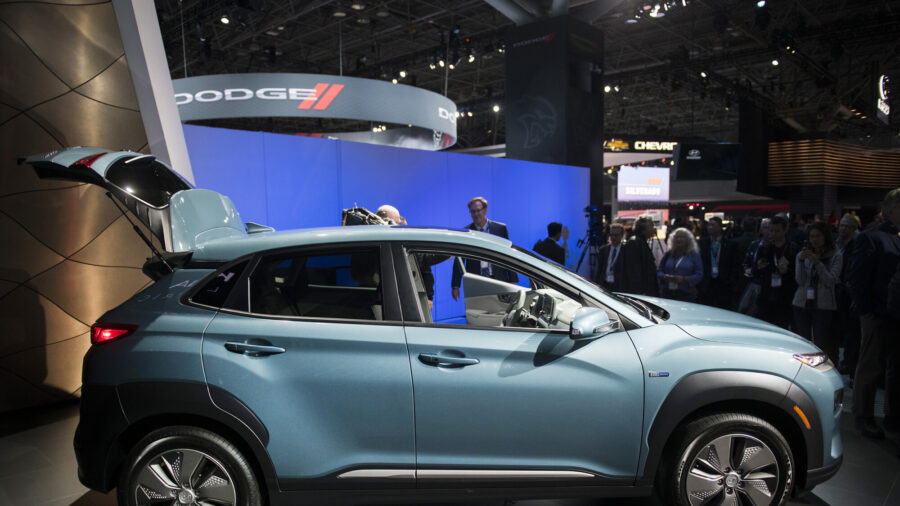 Hyundai's Recall of 82,000 Electric Cars Is One of the Most Expensive in History