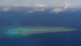 US Ship Sails in South China Sea by China-Claimed Islands