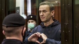 Russian Court Rejects Opposition Leader Navalny's Appeal