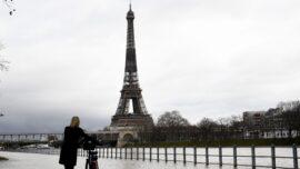 River Seine in Paris Bursts Its Banks
