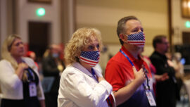 CPAC Attendees: Communism Is Taking Over the US; New Immigration Policies Are Treasonous