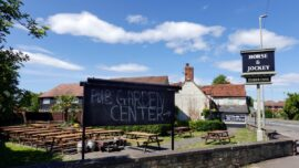 Pub Gardens Could Reopen in Mid-April