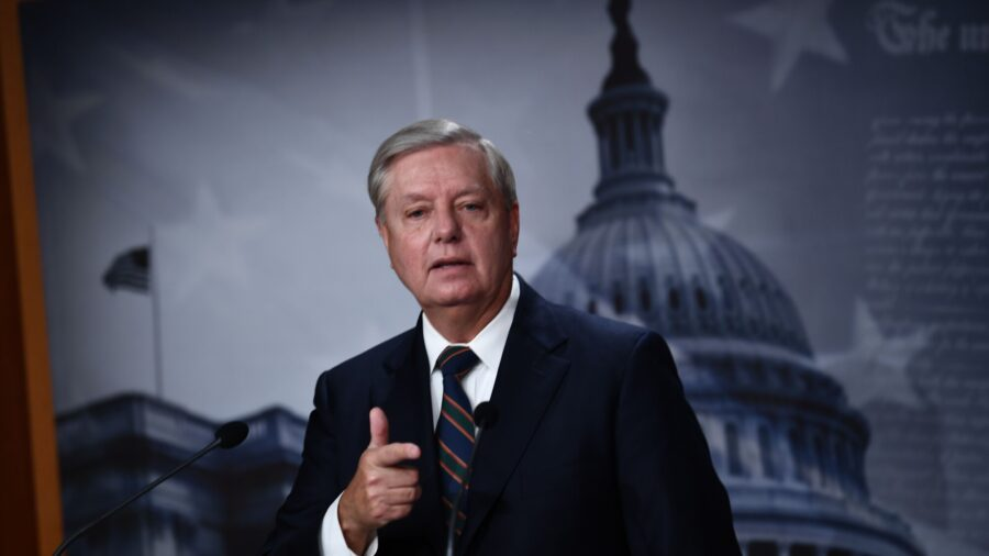Senator Graham Talks About Trump Meeting