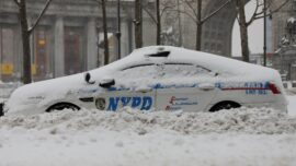 US Northeast Digs out After Massive Snowstorm, Two Dead