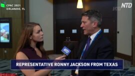 Rep. Jackson on Threat of Chinese Military Companies