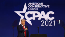 Trump Mulls White House Bid in CPAC Speech: 'I May Even Decide to Beat Them for the Third Time'