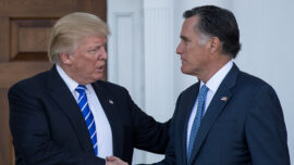 Romney Thinks Trump Would Win 2024 GOP Nomination If He Ran for President