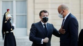 Macron Says France to Reopen Embassy in Tripoli on Monday