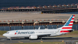 American Air 737 MAX Declared Emergency After Engine Shutdown, Lands Safely