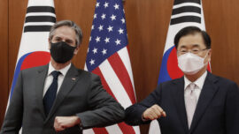 Blinken Blasts 'Aggressive' China, North Korea's 'Systemic, Widespread' Rights Abuses
