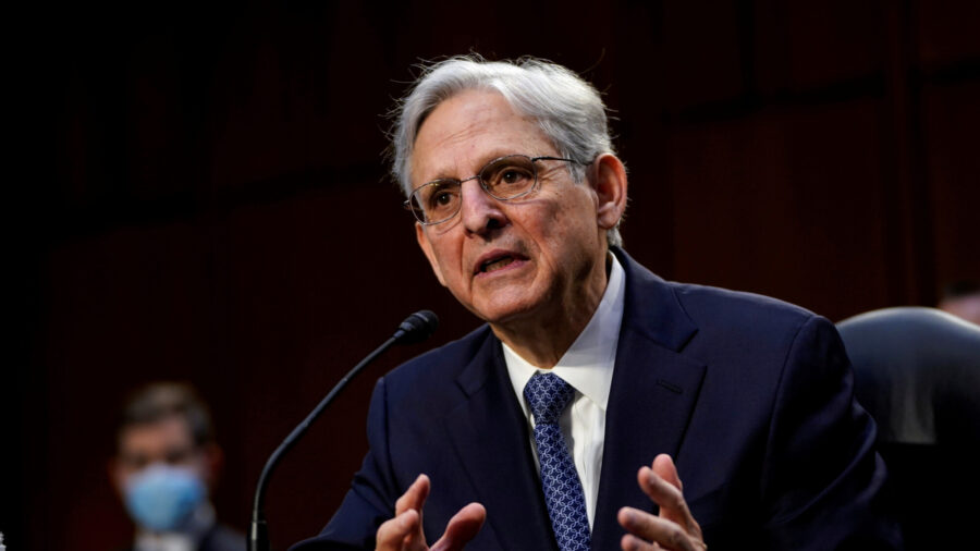 Senate Panel Advances Garland's Nomination as Attorney General