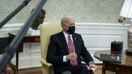 Biden Says $1,400 Stimulus Checks to Start Going Out This Month