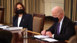 Biden Tasks Harris With Tackling Migration