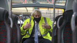 Boris Johnson Unveils Bus Network Shake-Up