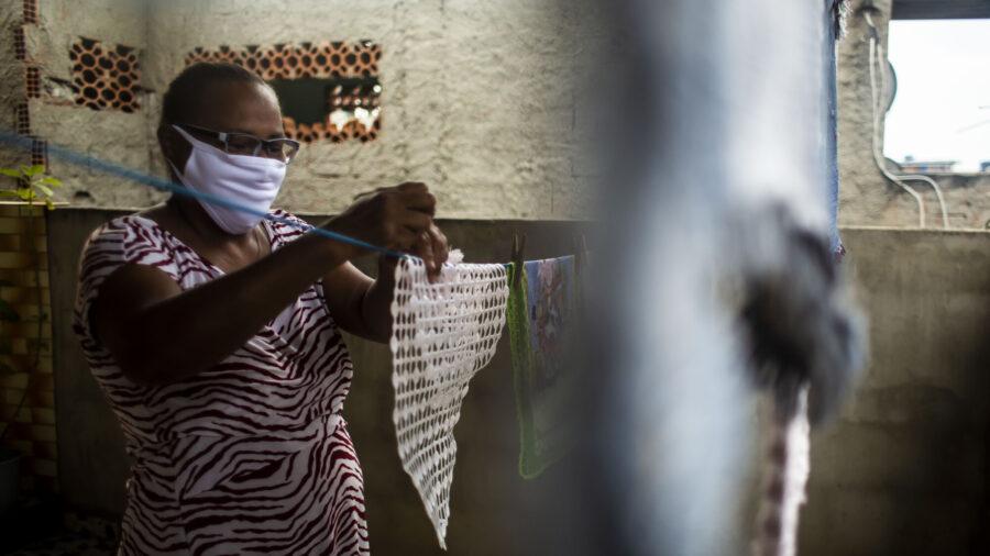 Updates on CCP Virus: Brazil's Capital Enters 2-Week Lockdown