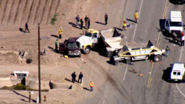 SUV Carrying 27 Crashes With Semitruck, Killing 15
