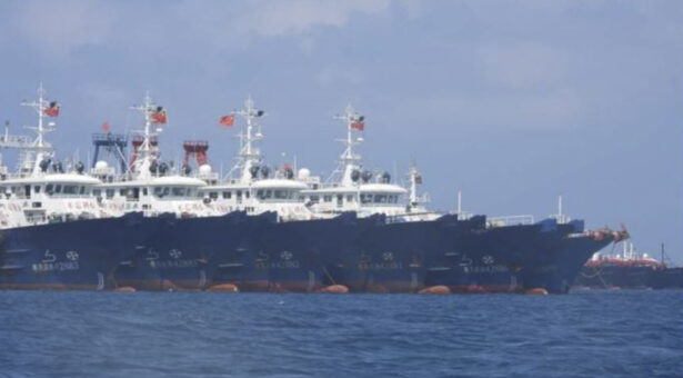 Chinese vessels