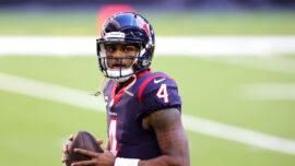 Star Texas Quarterback Deshaun Watson Accused of Misconduct