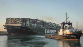 Giant Container Ship That Blocked Suez Canal Finally Free