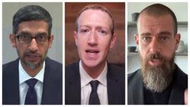 Democrats Push for More Censorship at Facebook, Google, Twitter Hearing