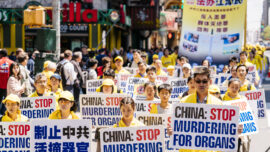 Efforts to End CCP's Forced Organ Harvesting