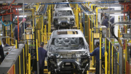 US Manufacturing Expanded in February at Fastest Pace 3 Years