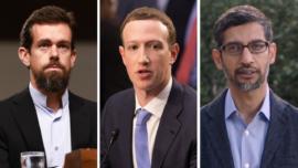 Big Tech CEOs Testify to Congress