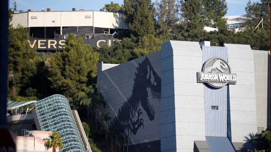 Universal Studios Hollywood to Reopen on April 16