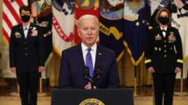Biden Signs 2 Executive Orders on Gender Issues
