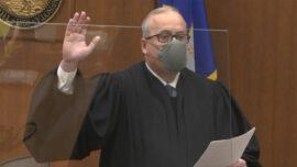 Former Officer's Trial in George Floyd's Death Begins