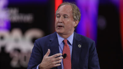 Suing Big Tech to Stop Its Web Ad Dominance—Texas Attorney General Ken Paxton on Big Tech Censorship