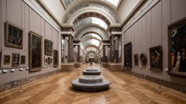 Inside the Louvre's Hidden Collection