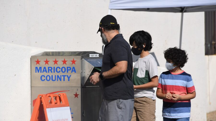Arizona House Rejects Bill That Would Require ID For Mail-in Ballots