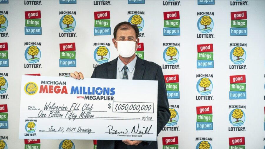 4 People in Michigan Won January $1.05 Billion Mega Millions Prize