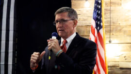 General Flynn Joins Oklahoma Town Hall