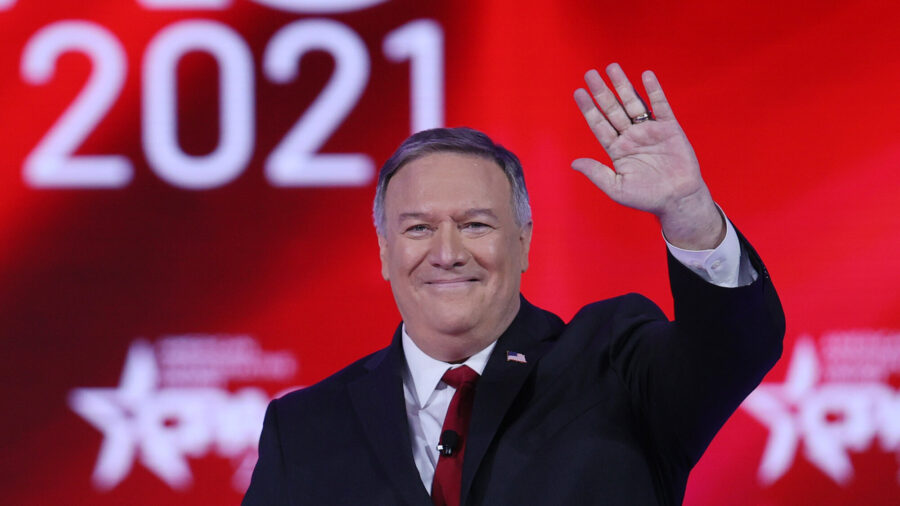 Be a 'Pipe Hitter' and Never Give Up: Pompeo