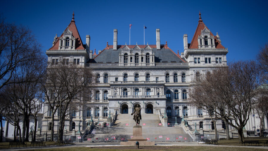 Cuomo's Office Told to Preserve Documents Related to Sexual Harassment Investigation