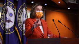 Pelosi Kicks Off Infrastructure Debate, Teases 'Big, Bold and Transformational' Package