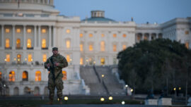Pentagon Extending National Guard Troops Deployment at US Capitol Through May