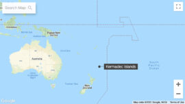 8.1 Magnitude Earthquake Hits Off New Zealand, Prompting Evacuations; Tsunami Warning Issued