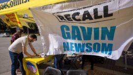 Recall Newsom Campaign Near 2 Million Signatures