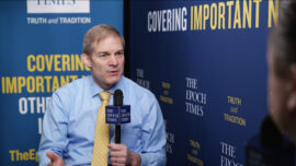 Rep. Jim Jordan on Potential Trump 2024 Run, the Equality Act, and Fighting Cancel Culture