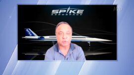 Aerospace Company Introduces Supersonic Jet