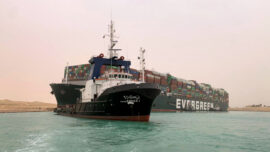 How Suez Canal Blockage Could Impact Trade